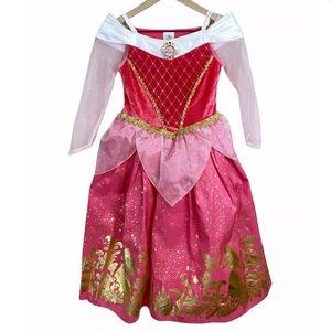 Disney Store Aurora Sleeping Beauty Dress